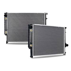 Engine Cooling - Radiators - Mishimoto - FLDS 1988-1999 BMW 3-Series/1995-1999 BMW M3 , Automatic Replacement Radiator R1841-AT