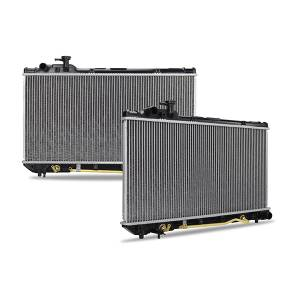 Engine Cooling - Radiators - Mishimoto - FLDS 1996-1997 Toyota RAV4 Radiator Replacement R1859-AT