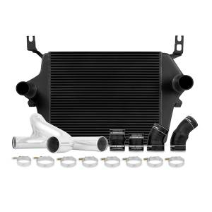Performance - Piping & Intercoolers - Mishimoto - FLDS Ford 6.0L Powerstroke Intercooler Kit MMINT-F2D-03KBK