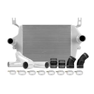 Performance - Piping & Intercoolers - Mishimoto - FLDS Ford 6.0L Powerstroke Intercooler Kit MMINT-F2D-03KSL