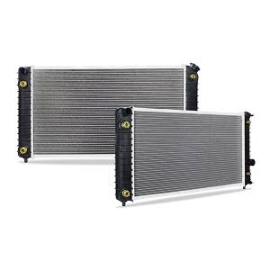 Engine Cooling - Radiators - Mishimoto - FLDS 1996-2001 GMC Jimmy Radiator Replacement R1826-AT