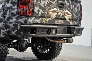 Addictive Desert Designs - GGVF Dimple R Rear Bumper R2823012801NA