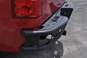 Addictive Desert Designs - GGVF Dimple R Rear Bumper R3023012801NA