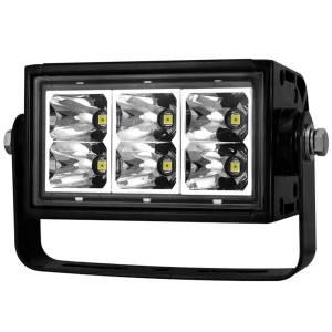 Lighting - Light Bars - ANZO USA - ANZO USA Rugged Vision Off Road LED Light Bar 881003