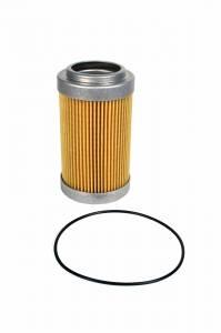 Fuel System - Fuel System Parts - Aeromotive Fuel System - Aeromotive Fuel System 10 M Replacement Element, Fits 12308 12608