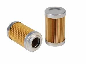 Fuel System - Fuel System Parts - Aeromotive Fuel System - Aeromotive Fuel System 10 M Replacement Element, Fits (12301, 12321, 12351, 12306, 12347, 12377, 12387) 12601