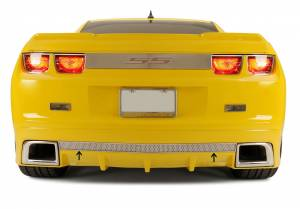 Exterior - Bumpers - American Car Craft - American Car Craft Rear Valance Perforated Fits the GM RS Ground Effects 102036