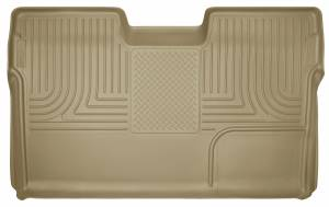 Interior - Cargo & Storage - Husky Liners - Husky Liners 2nd Seat Floor Liner (Full Coverage) 19333