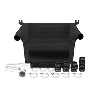 Performance - Piping & Intercoolers - Mishimoto - FLDS Dodge 6.7L Cummins Intercooler Kit MMINT-RAM-10KBK