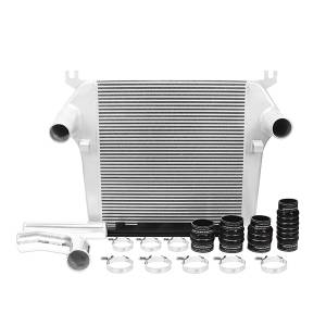 Performance - Piping & Intercoolers - Mishimoto - FLDS Dodge 6.7L Cummins Intercooler Kit MMINT-RAM-10KSL