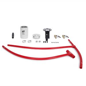 Engine Cooling - Cooling Parts - Mishimoto - FLDS 03-07 Ford 6.0L Powerstroke Engine Coolant Filter Kit MMCFK-F2D-03RD