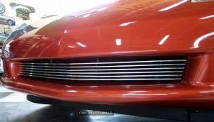 American Car Craft Grille Polished Billet Aluminum Front C6 042037