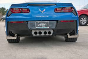 Exhaust Components - Upgrade Pipe - American Car Craft - American Car Craft Exhaust Filler Plate Perforated STOCK SYSTEM 052011