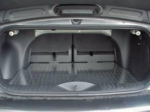 Interior - Floor Mats - American Car Craft - American Car Craft Cargo Mat Diamond Plate Aluminum 711007