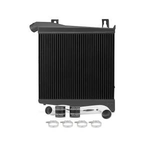 Performance - Piping & Intercoolers - Mishimoto - FLDS Ford 6.4L Powerstroke Intercooler Kit MMINT-F2D-08KBK