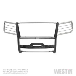Exterior - Grille Guards and Bull Bars - Westin - Westin F-150 2015-2019 45-93830