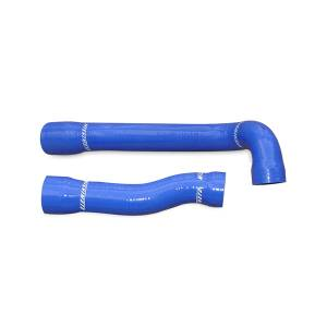 Engine Cooling - Cooling Parts - Mishimoto - FLDS BMW E46 M3 Silicone Radiator Hose Kit MMHOSE-E46-99BL