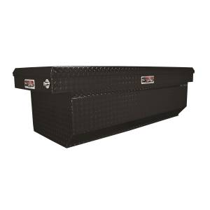 Bed Accessories - Tool Boxes - Westin - Westin Brute Full Lid Tool Box 80-RB120FL-B
