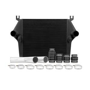 Performance - Piping & Intercoolers - Mishimoto - FLDS Dodge 5.9L Cummins Intercooler Kit MMINT-RAM-03KBK