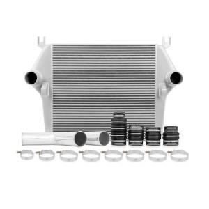 Performance - Piping & Intercoolers - Mishimoto - FLDS Dodge 5.9L Cummins Intercooler Kit MMINT-RAM-03KSL