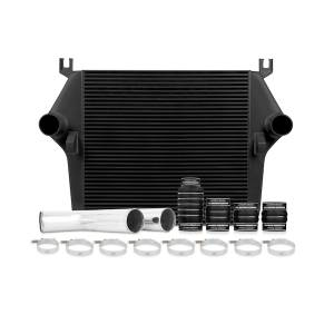Performance - Piping & Intercoolers - Mishimoto - FLDS Dodge 6.7L Cummins Intercooler Kit MMINT-RAM-07KBK