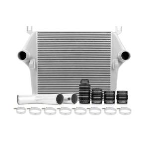Performance - Piping & Intercoolers - Mishimoto - FLDS Dodge 6.7L Cummins Intercooler Kit MMINT-RAM-07KSL