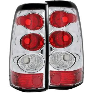 Lighting - Tail Lights - ANZO USA - ANZO USA Tail Light Assembly 211020