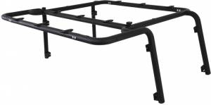 Exterior - Roof/Luggage Racks - MBRP Exhaust - MBRP Exhaust Roof Rack System (4 door); Black Coated 130717