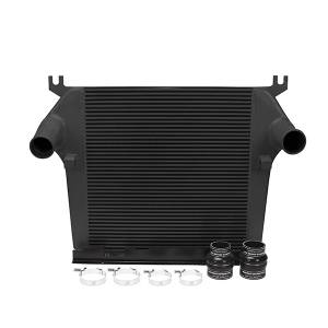 Performance - Piping & Intercoolers - Mishimoto - FLDS Dodge 6.7L Cummins Intercooler MMINT-RAM-10BK