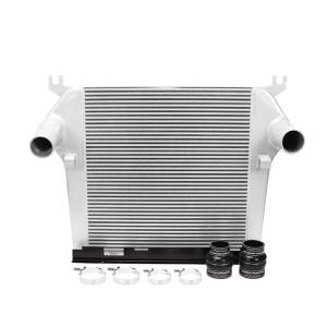 Performance - Piping & Intercoolers - Mishimoto - FLDS Dodge 6.7L Cummins Intercooler MMINT-RAM-10SL