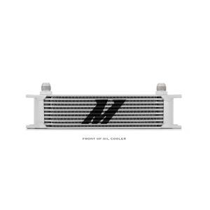 Mishimoto - FLDS Universal 10 Row Oil Cooler MMOC-10 - Image 1
