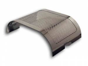 Performance - Air Intakes - American Car Craft - American Car Craft Air Box Cover Perforated 493005