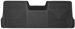 Husky Liners - Husky Liners 2nd Seat Floor Liner (Footwell Coverage) 53411