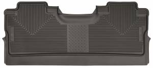 Husky Liners - Husky Liners 2nd Seat Floor Liner (Footwell Coverage) 53470