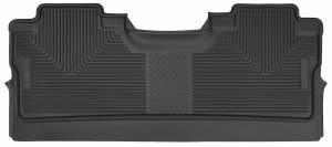 Husky Liners - Husky Liners 2nd Seat Floor Liner (Footwell Coverage) 53471