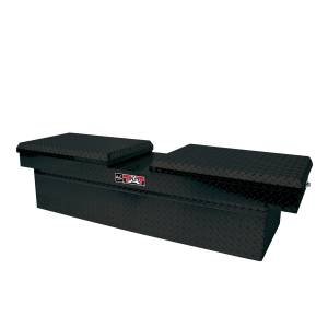 Bed Accessories - Tool Boxes - Westin - Westin Brute Gull Wing Lid Tool Box 80-RB124GW-B