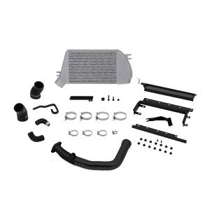Mishimoto - FLDS Subaru WRX Performance Top Mount Intercooler and Charge Pipe Kit MMTMIC-WRX-15BSL