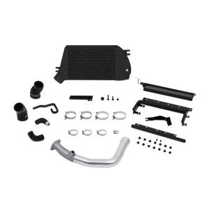Mishimoto - FLDS Subaru WRX Performance Top Mount Intercooler and Charge-Pipe Kit MMTMIC-WRX-15PBK