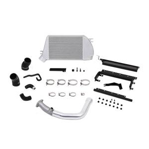 Mishimoto - FLDS Subaru WRX Performance Top Mount Intercooler and Charge-Pipe Kit MMTMIC-WRX-15PSL