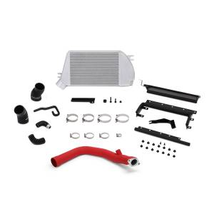 Mishimoto - FLDS Subaru WRX Performance Top Mount Intercooler and Charge-Pipe Kit MMTMIC-WRX-15RSL