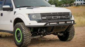 Addictive Desert Designs - GGVF ADD Lite Front Bumper F013842940103