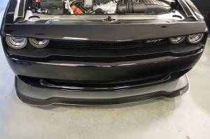 Exterior - Body Kits - American Car Craft - American Car Craft Lip Spoiler w/Real Carbon Fiber Overlay 152037