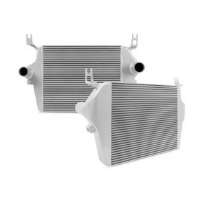 Performance - Piping & Intercoolers - Mishimoto - FLDS Ford 6.0L Powerstroke Intercooler MMINT-F2D-03SL