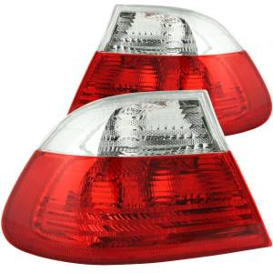 ANZO USA - ANZO USA Tail Light Assembly 221217