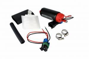 Fuel System - Fuel System Parts - Aeromotive Fuel System - Aeromotive Fuel System 340 Series Stealth In-Tank Fuel Pump, offset inlet 11542