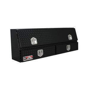 Bed Accessories - Tool Boxes - Westin - Westin Brute Contractor TopSider Tool Box 80-TBS200-60-BD-B