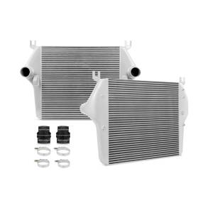 Performance - Piping & Intercoolers - Mishimoto - FLDS Dodge 5.9L/6.7 Cummins Intercooler MMINT-RAM-03SL