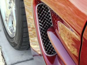 Exterior - Fenders & Flares - American Car Craft - American Car Craft Vent Grilles Laser Mesh Side Vents 032021
