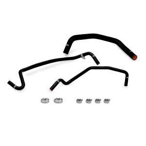 Mishimoto - FLDS Ford Mustang GT Silicone Ancillary Coolant Hose Kit, 2015+ MMHOSE-MUS8-15ANCBK - Image 1