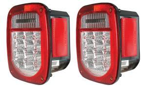 ANZO USA - ANZO USA Tail Light Assembly 861082